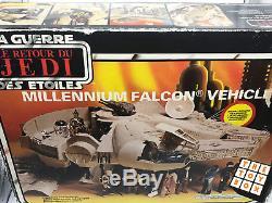 Vintage Star Wars Esb En Boîte Palitoy Millennium Falcon, Vaisseau Spatial 1