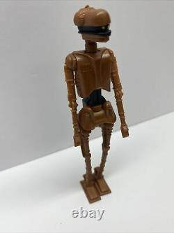Vintage Star Wars Ev-9d9 Droid 1985 Potf Original Rare Rotj -very Bon Condition