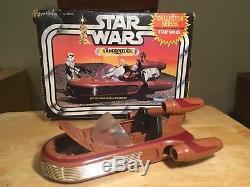 Vintage Star Wars First 21 Figurines Saccagent Le Lot De Prototypes Boba Fett Prototype Lot