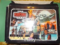 Vintage Star Wars First 21 Publié (variantes) Avec Des Armes Originales! Superbe