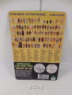 Vintage Star Wars Imperial Artilleur Potf Figurine Moc 1985 Dernier 17 Kenner