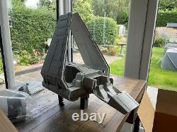 Vintage Star Wars Imperial Shuttle Mib Inutilisé Table Des Matières