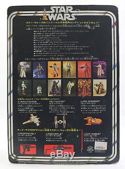Vintage Star Wars Japonais Takara Die Cast Landspeeder Moc Près De Cas Frais Rare