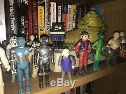 Vintage Star Wars Job Lot 81 Figures Quelques Accessoires Et Armes