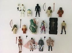Vintage Star Wars Kenner Potf 17 Derniers 1985 Lot