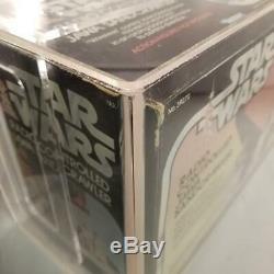 Vintage Star Wars Kenner Radiocommandé Jawa Sul'lithuz Cas 75+