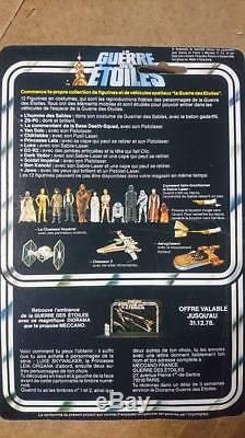 Vintage Star Wars Meccano Sandpeople 12 Retour Rare Rescellé