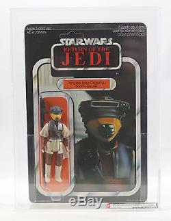 Vintage Star Wars Moc Effacer Afa 90 Retour Du Jouet Jedi Leia Boushh Toni