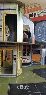 Vintage Star Wars Palitoy Death Star