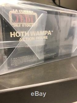 Vintage Star Wars Palitoy Meccano Hoth Wampa Afa 80 Vient D'être Scellé