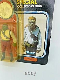 Vintage Star Wars Potf Dernier 17 Barada Moc 1985 Non Trempé