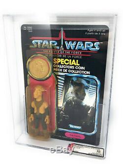 Vintage Star Wars Potf Yak Face / 17 Derniers Moc Afa Ukg 85 Subs 80/85/90