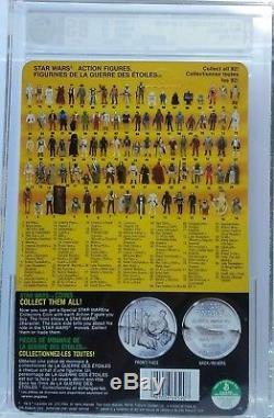 Vintage Star Wars Potf Yak Visage Afa 85 (85/85/85) Unpunched! Saint Graal Moc