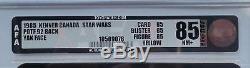 Vintage Star Wars Potf Yak Visage Afa 85 Nm + (85/85/85) Unpunched! Saint Graal Moc