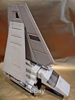 Vintage Star Wars Rotj Imperial Shuttle Toutes Les Pièces Originales