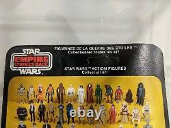 Vintage Star Wars Tie Fighter Pilot 47 Back Debut Card Moc Canadian Issue
