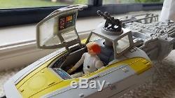 Vintage Star Wars Y-wing Fighter 100% De Travail