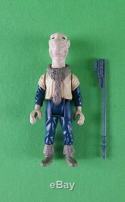Vintage Star Wars Yak Face Potf (100% Original) Meilleur Chiffre Lâche Sur Ebay! Menthe