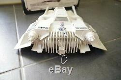 Vintage Wars Étoiles Bilogo Snowspeeder Instructions Boxed Palitoy Rotj