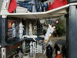 Vintage Wars Étoiles Death Star 1978 Playset Anh Kenner