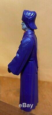 Vintage Wars Étoiles Figure Imperial Dignitaire 1984 Potf Kenner