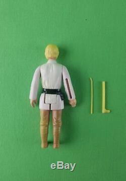 Vintage Wars Étoiles Luke Skywalker Double Telescoping (dt) Inutilisé Affichage De Magasin