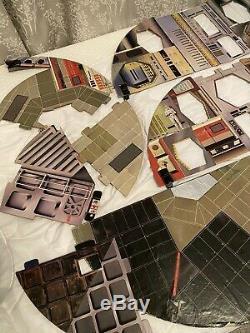 Vintage Wars Étoiles Palitoy Etoile Noire 1980 Complète
