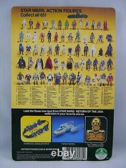 Vintage Wars Étoiles Rotj 1983 Leia Boushh Disguise De Nice Minmp Coo Hk Kenner