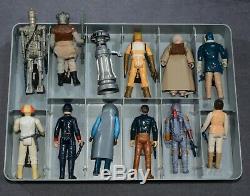 Vintage Wars Étoiles __gvirt_np_nn_nnps<__ 1er 21, Esb, Rotj, Potf 30 Figure Mixte Lot Withoriginal Armes