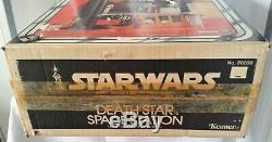 Vintage Wars Kenner Étoiles Death Star Station Spatiale Complète 1978 Playset Près