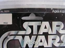 Vintage Wars Star Wars (kenner) 1978 1978 Retour Afa 75 (75/75/85) Ex + / Nm