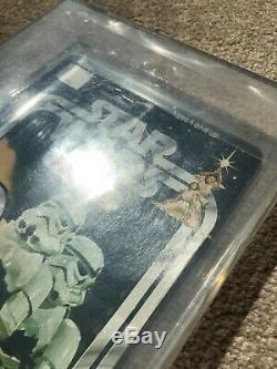 Vintage Wars Stormtrooper Étoiles 20 Retour Afa Graded 60 Kenner 1978