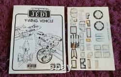 Vintage Y-wing Fighter Avec La Boîte Et Instructions Originale, 1983. Kenner, Star Wars