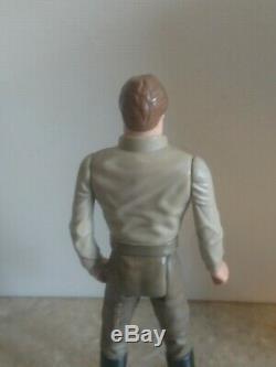 Wars Rare Étoiles Vintage Han Solo Carbonite Figure & Chambre Dernière 17 Potf