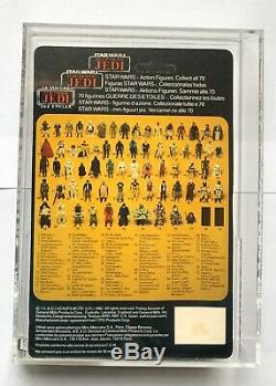 Wars Vintage 17 Étoiles Dernière Trilogo Luke Stormtrooper Afa 80 (85/80/85) Moc Up