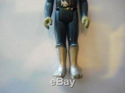 Wars Vintage 1978 Étoiles Bleu D'action Snaggletooth Figure Originale Aucune Arme