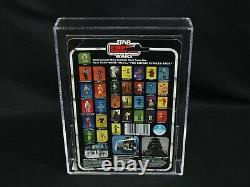 Wars Vintage 1980 Kenner Étoiles 32 Retour Yoda Esb Afa Graded 60 Ex Orange Serpent