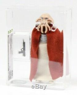 Wars Vintage 1983 LILI Ledy Étoiles Squid Head Avec La Bourgogne Du Cap Cas 80