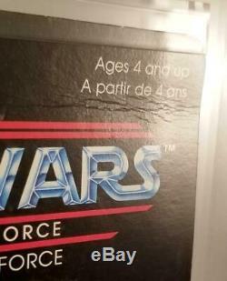 Wars Vintage 1984 Étoiles Kenner Potf 92 Pouvoir De La Force Yak Visage Moc
