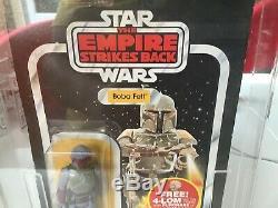 Wars Vintage Attaque Étoiles Empire Boba Fett 47a Moc