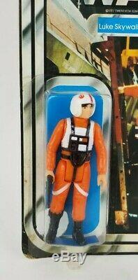 Wars Vintage Kenner Étoiles 20 Retour Luke Skywalker X-wing Pilot Moc Rare