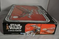 X-wing Fighter Véhicule 2013 Star Wars The Vintage Collection Exclusive Tru Mib